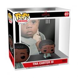 Figur Pop Music Lil Wayne Album Tha Carter III with Hard Acrylic Protector Funko Geneva Store Switzerland
