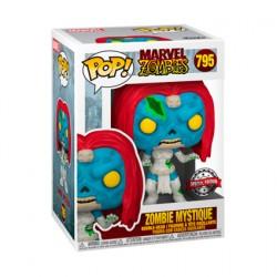 Figurine Pop Marvel Zombie Mystique Edition Limitée Funko Boutique Geneve Suisse