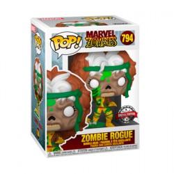 Figurine Pop Marvel Zombie Rogue Edition Limitée Funko Boutique Geneve Suisse