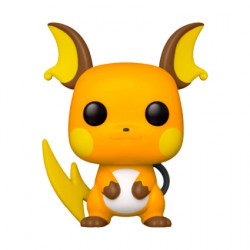 Figurine Pop Pokemon Raichu (Rare) Funko Boutique Geneve Suisse