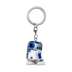 Figurine Pop Pocket Porte-clés Star Wars R2-D2 Funko Boutique Geneve Suisse