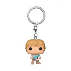 Figurine Pop Pocket Porte-clés Star Wars Luke Skywalker Funko Boutique Geneve Suisse