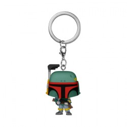 Figurine Pop Pocket Porte-clés Star Wars Boba Fett Funko Boutique Geneve Suisse