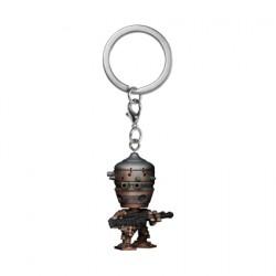 Figurine Pop Pocket Porte-clés Star Wars The Mandalorian IG-11 Funko Boutique Geneve Suisse