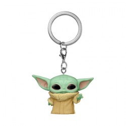 Figur Pop Pocket Keychains Star Wars The Mandalorian The Child Funko Geneva Store Switzerland