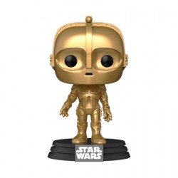 Figur Pop Star Wars Concept C-3PO Funko Geneva Store Switzerland