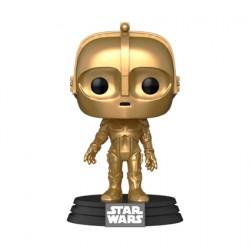 Figurine Pop Star Wars Concept C-3PO Funko Boutique Geneve Suisse