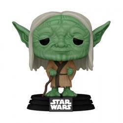 Figur Pop Star Wars Concept Yoda Funko Geneva Store Switzerland