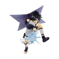 Figurine Naruto Shippuden Statuette Vibration Stars Uchiha Sasuke 18 cm Banpresto Boutique Geneve Suisse