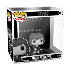 Figur Pop Rocks AC/DC Back in Black Limited Edition Funko Geneva Store Switzerland