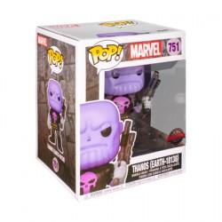 Figur Pop 6 inch Marvel Punisher Thanos Limited Edition Funko Geneva Store Switzerland