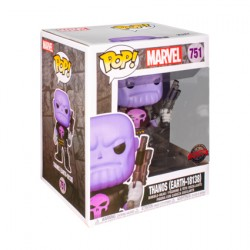 Figurine Pop 15 cm Marvel Punisher Thanos Edition Limitée Funko Boutique Geneve Suisse