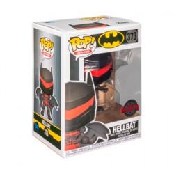 Figurine Pop Batman Hellbat Batman Edition Limitée Funko Boutique Geneve Suisse