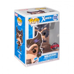 Figuren Pop X-Men Retro Wolverine Limitierte Auflage Funko Genf Shop Schweiz