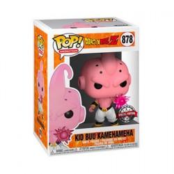 Figurine Pop Dragon Ball Z Kid Buu Kamehameha Edition Limitée Funko Boutique Geneve Suisse