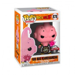 Figur Pop glow in the Dark Dragon Ball Z Kid Buu Kamehameha Chase Limited Edition Funko Geneva Store Switzerland