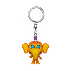 Pop Pocket Porte-clés Five Nights at Freddy's Orville Elephant