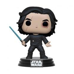 Figurine Pop Star Wars Ben Solo avec Sabre Bleu Funko Boutique Geneve Suisse