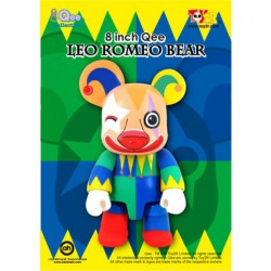 Figur Qee Leo Romeo 22 cm by Animal Homme Toy2R Geneva Store Switzerland