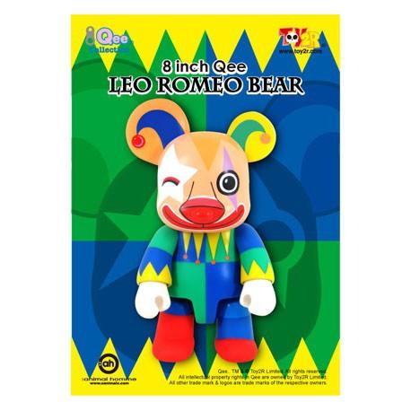 Figur Qee Leo Romeo 22 cm by Animal Homme Toy2R Large Toys Geneva