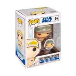 Figur Pop Star Wars Luke Skywalker Hoth with Pin Limited Edition Funko Geneva Store Switzerland