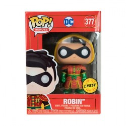 Figur Pop DC Comics Imperial Palace Robin Chase Limited Edition Funko Geneva Store Switzerland