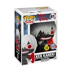 Figurine Pop Phosphorescent Tokyo Ghoul Ken Kaneki Edition Limitée Funko Boutique Geneve Suisse