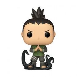 Figurine Pop Naruto Shippuden Shikamaru Nara Funko Boutique Geneve Suisse