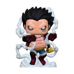 Figur Pop Metallic One Piece Luffy Gear Limited Edition Funko Geneva Store Switzerland