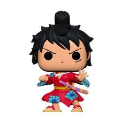 Figurine Pop One Piece Luffy in Kimono Funko Boutique Geneve Suisse