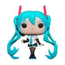 Figurine Pop Vocaloid Hatsune Miku V4X Funko Boutique Geneve Suisse