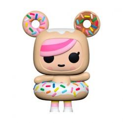 Figurine Pop Tokidoki Donutella par Simone Legno Funko Boutique Geneve Suisse