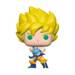 Figur Pop Glow in the Dark Dragon Ball Z Super Saiyan Goku with Kamehameha Limited Edition Funko Geneva Store Switzerland