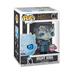 Figur Pop Metallic Game of Thrones Night King Limited Edition Funko Geneva Store Switzerland