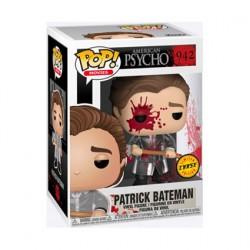 Figurine Pop American Psycho Patrick Bateman Chase Edition Limitée Funko Boutique Geneve Suisse