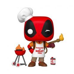 Figurine Pop Marvel Deadpool 30th Anniversaire Backyard Griller Deadpool Funko Boutique Geneve Suisse