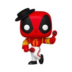 Figurine Pop Marvel Deadpool 30th Anniversaire Flamenco Deadpool Funko Boutique Geneve Suisse