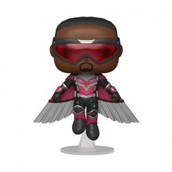 Figurine Pop Marvel Le Faucon et le Soldat de l'Hiver Le Faucon Volant Funko Boutique Geneve Suisse