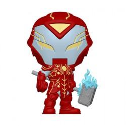 Figurine Pop Marvel Infinity Warps Iron Hammer Funko Boutique Geneve Suisse