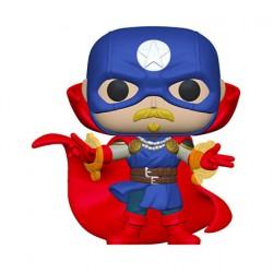 Figur Pop Marvel Infinity Warps Soldier Supreme Funko Geneva Store Switzerland