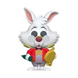 Pop Disney Alice im Wunderland das Weiße Kaninchen mit der Uhr
