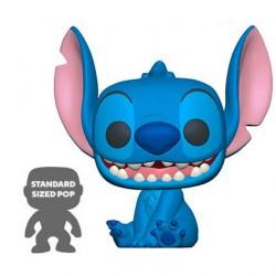 Figur Pop 25 cm Disney Lilo & Stitch Smiling Seated Stitch Funko Geneva Store Switzerland