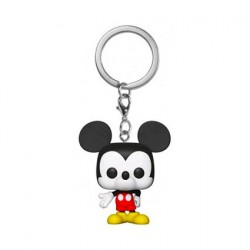 Figurine Pop Pocket Porte-clés Mickey's 90th Anniversaire Mickey Mouse Funko Boutique Geneve Suisse