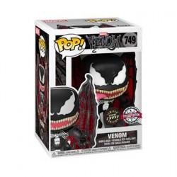 Figurine Pop Phosphorescent Marvel Venom avec Wings Chase Edition Limitée Funko Boutique Geneve Suisse