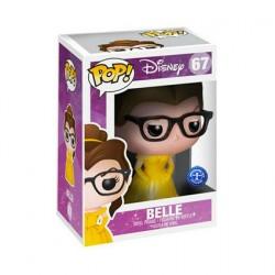 Pop Disney La Belle et la Bête Belle avec Lunettes Edition Limitée