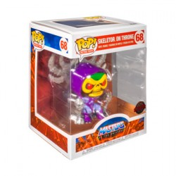 Figur Pop 15 cm Masters of the Universe Skeletor on Throne Limited Edition Funko Geneva Store Switzerland