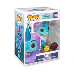Figuren Pop Phosphoreszierend Disney Raya and the Last Dragon Sisu wie Dragon Limitierte Auflage Funko Genf Shop Schweiz