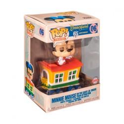 Figuren Pop Disneyland 65th Anniversary Minnie Train Carriage Limitierte Auflage Funko Genf Shop Schweiz