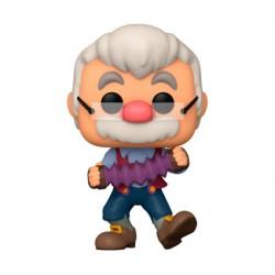Figuren Pop Disney Pinocchio Gepettomit Akkordeon Funko Genf Shop Schweiz