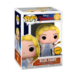 Figur Pop Disney Pinocchio Blue Fairy Chase Limited Edition Funko Geneva Store Switzerland